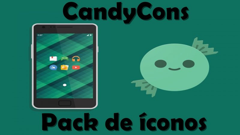 CandyCons - Icon Pack