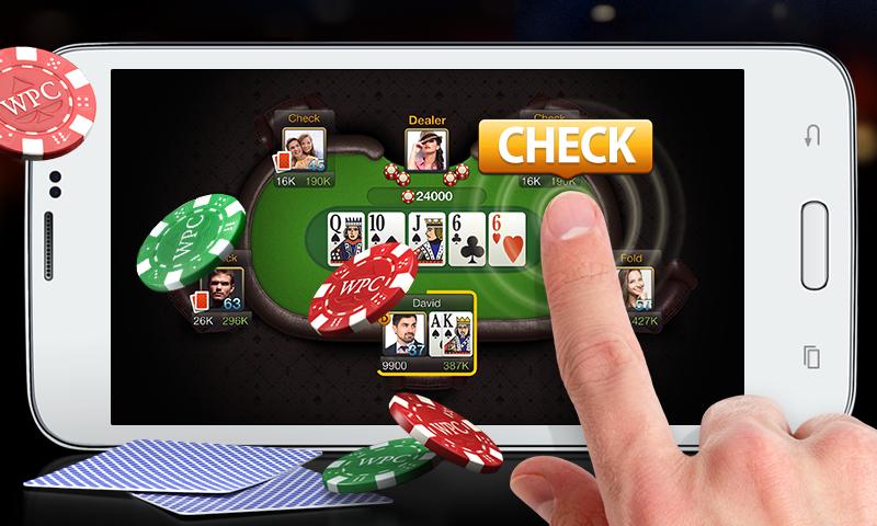 Gry poker holdem