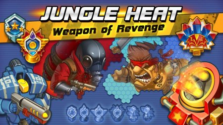 Jungle Heat: War of Clans