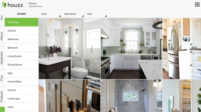 Pobierz houzz interior design na androida za for Houzz interior design ideas