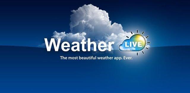Pogoda Na Żywo