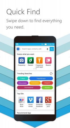 ZenUI Launcher – Fast & Smart