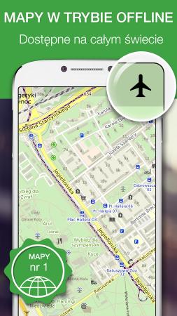 MAPS.ME — offline mapy