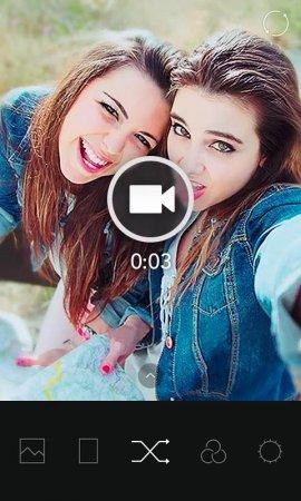 B612 — selfie od serca