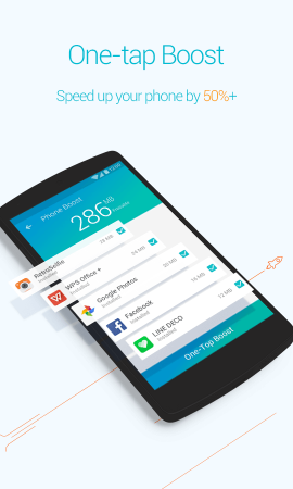 Booster na Android - FREE