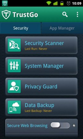 Antivirus & Mobile Security TrustGo