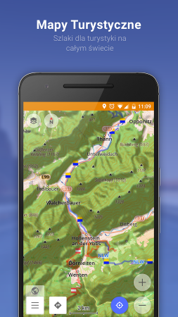 Mapy i Nawigacja — OsmAnd