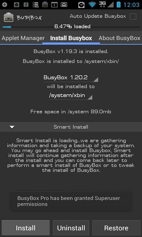 busybox pro apk android polska