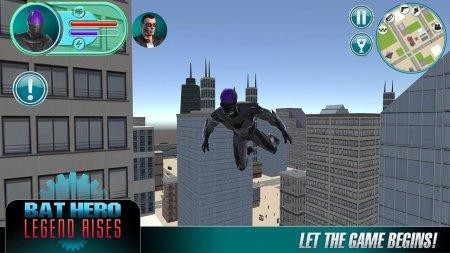 Bat Hero: Legend Rises