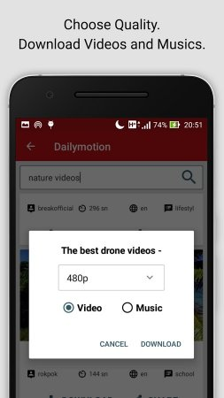 DownTube Free Video Downloader
